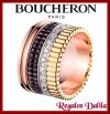 Anillo Boucheron Quatre Black